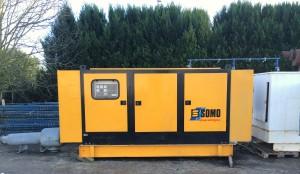 SDMO / CUMMINS 350 KVA