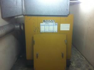 SDMO FIAT 110 KVA